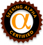 SeekingAlpha certified