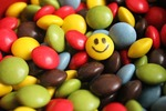 https://pixabay.com/en/lucky-charm-smiley-smarties-tablets-1418125/